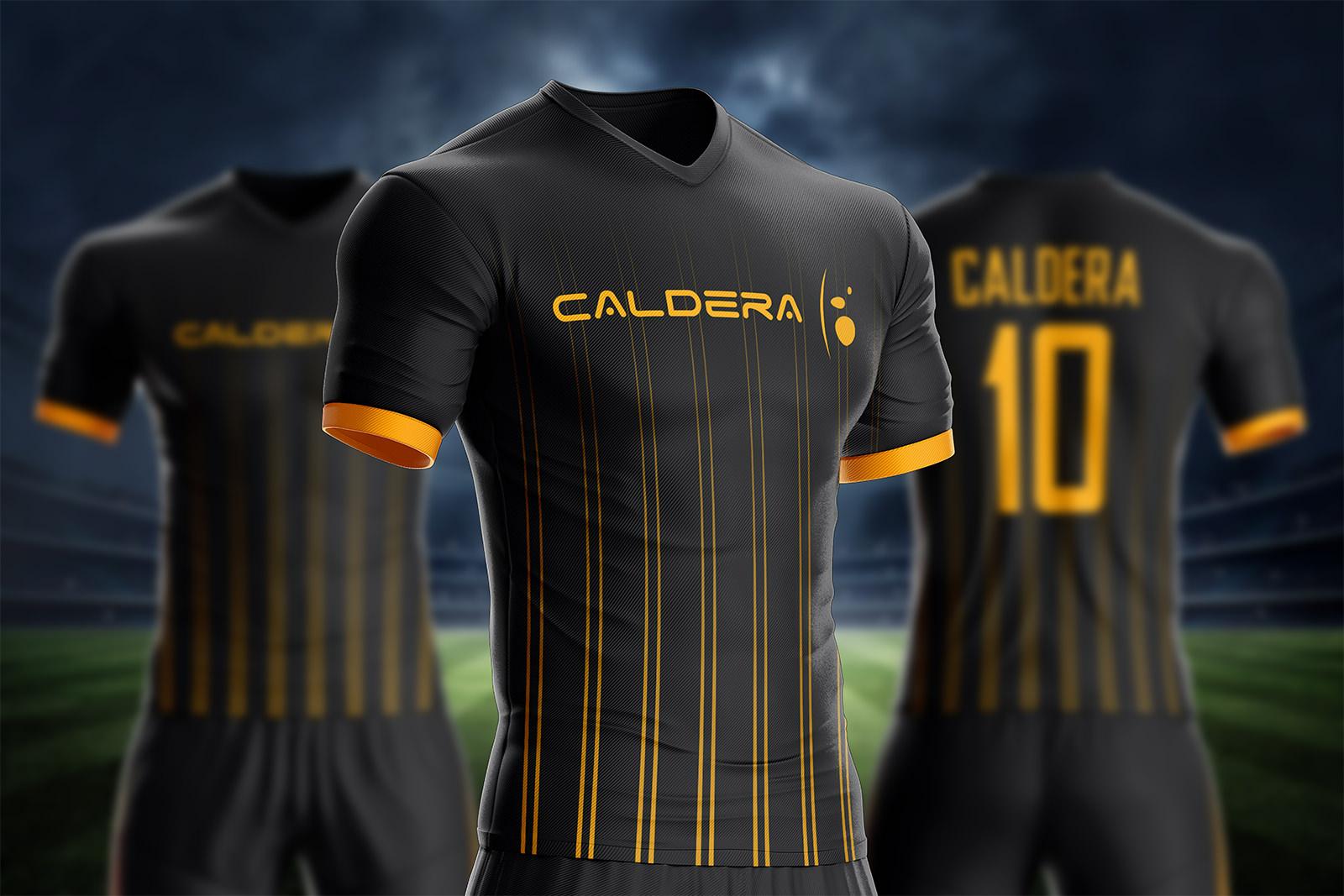 Sportswear printed with CalderaRIP software