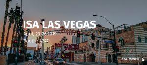 Caldera Banner ISA Las Vegas 2019
