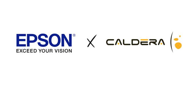 Epson x Caldera