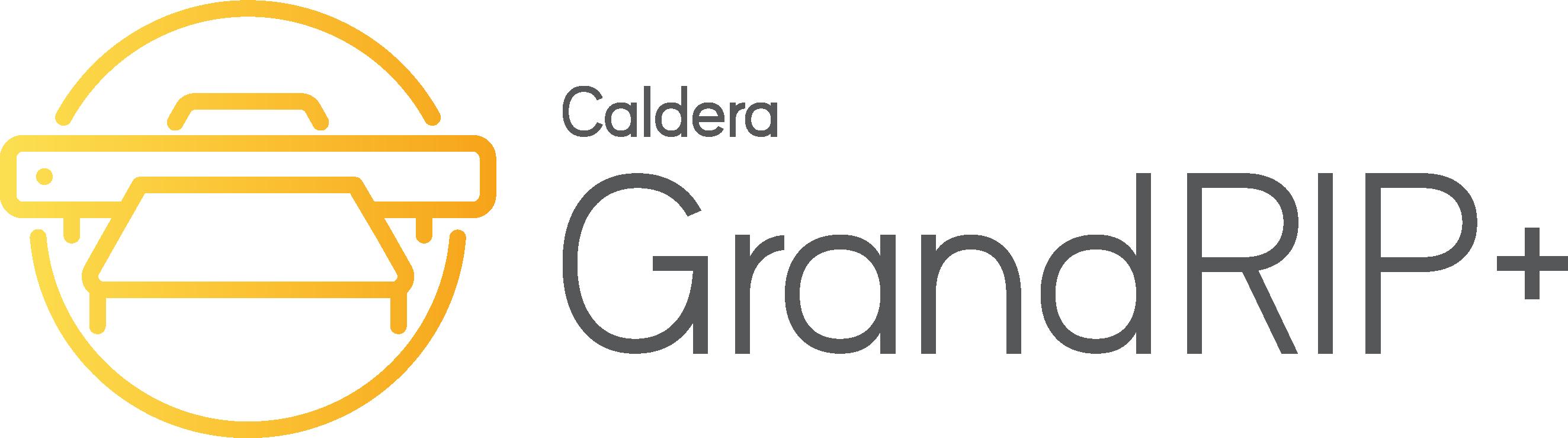 Caldera GrandRIP+ logo