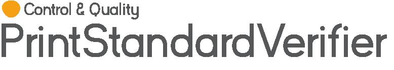 Logo PrintStandardVerifier module for CalderaRIP