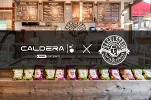 Caldera and Bagelstein collaboration