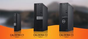 Caldera introduces new range of DELL computers