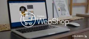 Caldera Webshop
