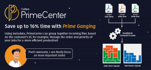 Prime Ganging Caldera PrimeCenter