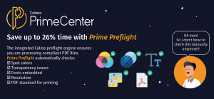 Prime Preflight Caldera PrimeCenter