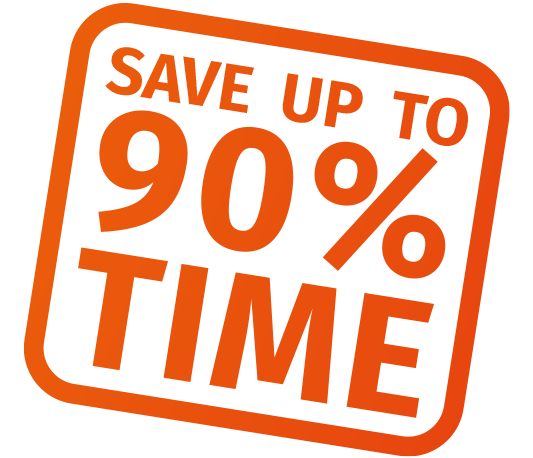 Save up to 90% time with CalderaRIP V14