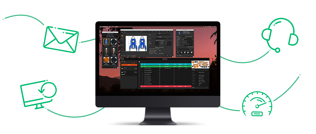 CalderaCare CalderaRIP software