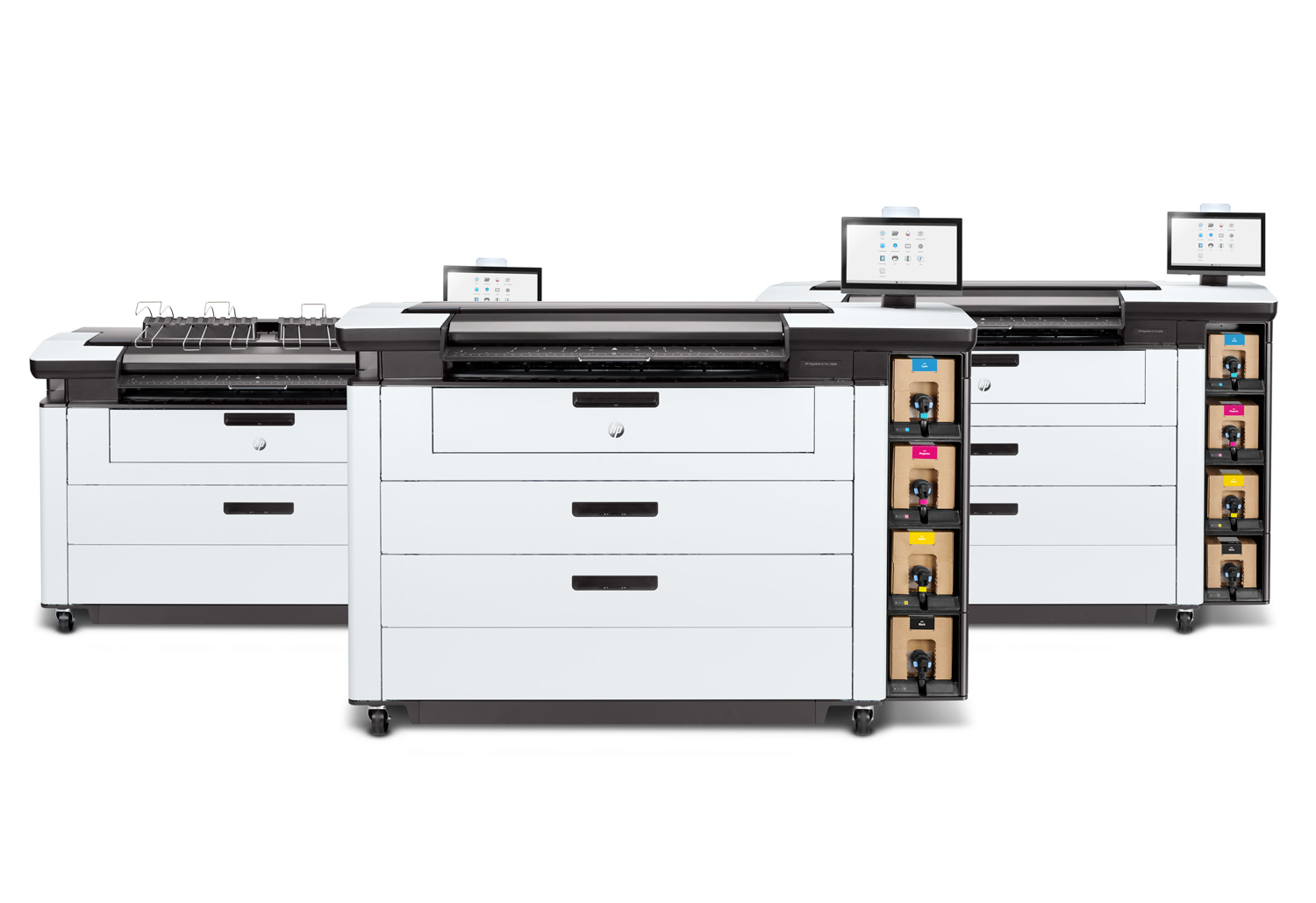 HP Pagewide XL Pro printers