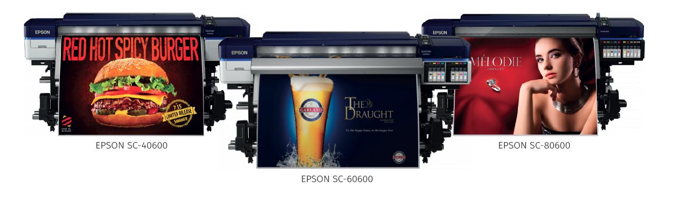 EPSON SC-S Series Printers