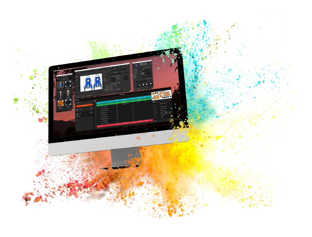 InkPerformer CalderaRIP software