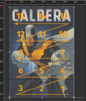 Tiling Order CalderaRIP